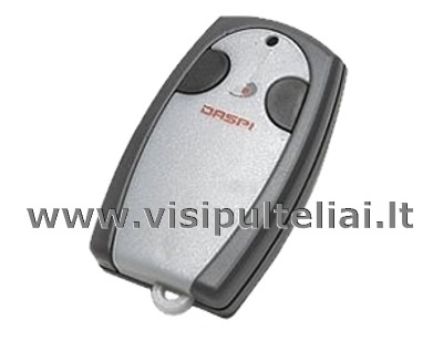 Remote control<br>DASPI HAPPY2