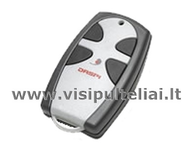 Remote control<br>DASPI HAPPY4