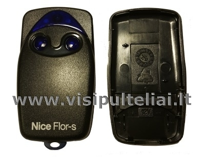 Housing for remote control<br>Nice Flor-s2