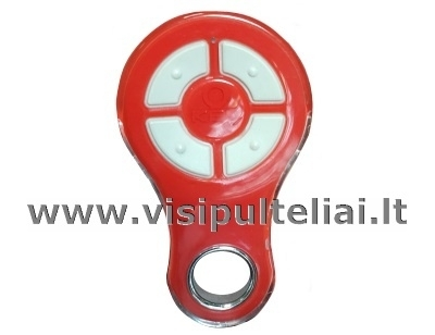 Remote control KEY SUB-44WN Red