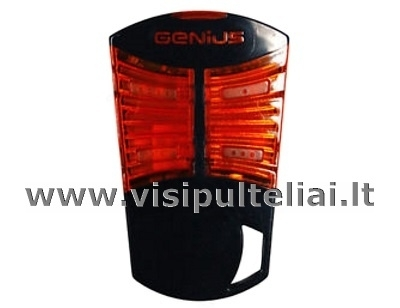 Vartų pultelis<br>GENIUS Orange 4